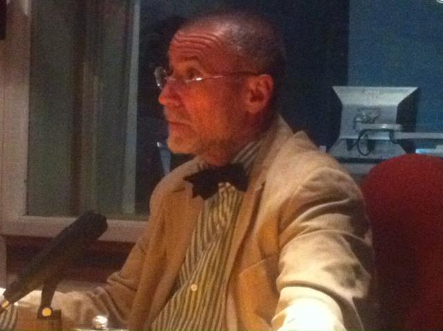 """יוסי מלמן משוחח עם ערן על ספרו """"אוטוביוגרפיה של ריצה"""""""