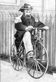 הקיסר על אופניו