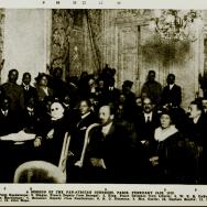 תמונת הנציגים מיום 19 בפברואר 1919 בפריז
